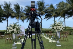 We can Live Stream Your Wedding from the beach