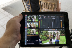 Streaming LIVE from your backyard